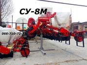 Сеялка СУ-8М Гибрид нового поколения.